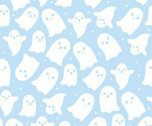 ghost, background, and wallpaper image