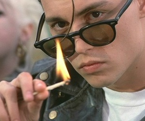 johnny depp and crybaby image