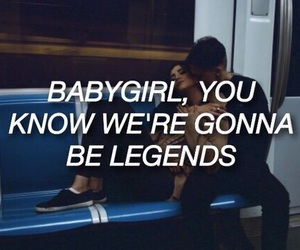 legend, halsey, and quotes image