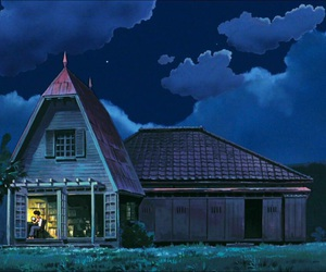 studio ghibli and anime image