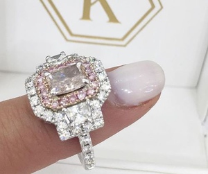 diamond, ring, and style image