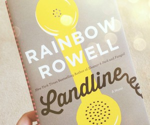 landline and rainbow rowell image