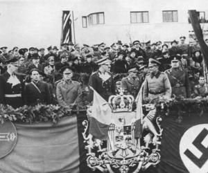 romania, world war ii, and king michael image