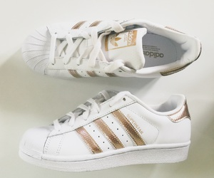 adidas, beautiful, and bronze image