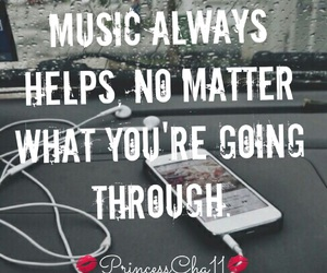 life, music, and phrases image