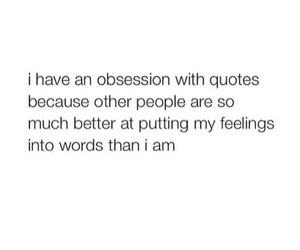 quotes, feelings, and words image