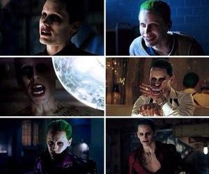 girl, boy, and joker image