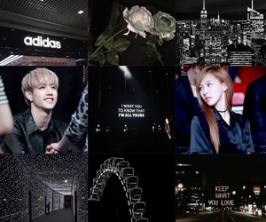 aesthetics, mark, and moodboard image