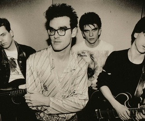 the smiths, morrissey, and music image