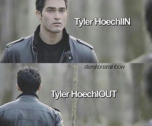 teen wolf and tyler hoechlin image