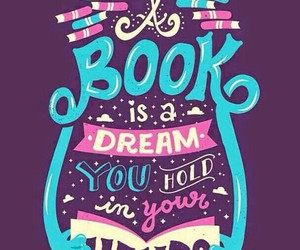 books and dreams image
