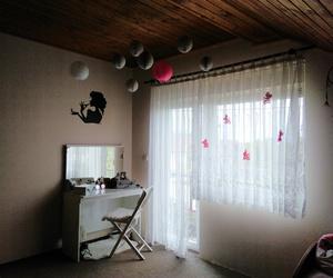 bedroom and girlsfashion image