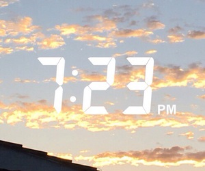 aesthetic, sky, and snapchat image