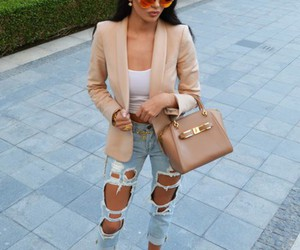 fashion, style, and outfit image