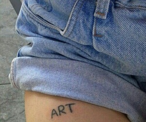 art, tumblr, and aesthetic image