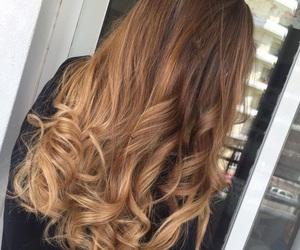 girl, hair, and obré image