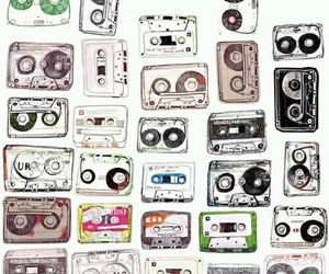 90's, type, and music image