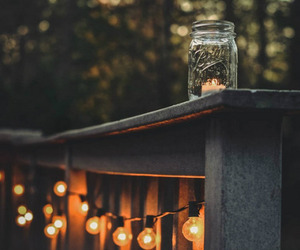 light, fall, and autumn image