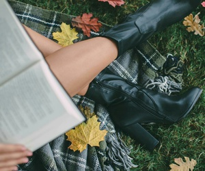 fall, grunge, and tumblr image
