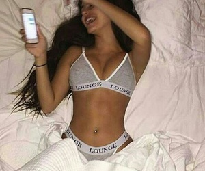 girl, body, and goals image