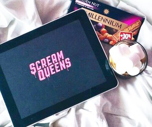 scream queens, chanel oberlin, and scream queens day image