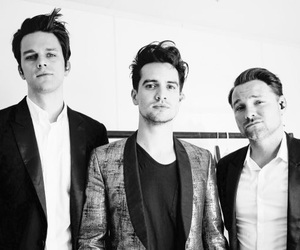 brendon urie, P!ATD, and panic! at the disco image