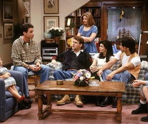 family, full house, and friends image