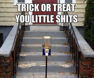 Halloween, funny, and lol image