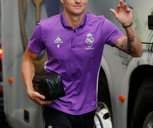 real madrid, toni kroos, and love image