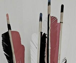 archery, hoo, and arrow image