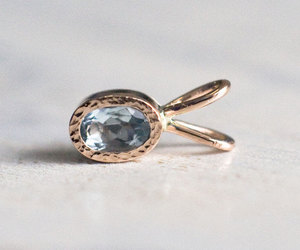 14k gold jewelry, 14k rose gold, and 14k white gold image