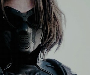 Marvel, bucky barnes, and winter soldier image