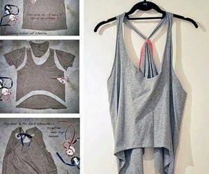 diy, t-shirt, and shirt image