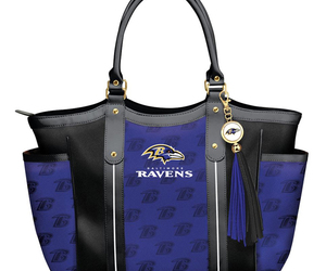 baltimore ravens handbags image