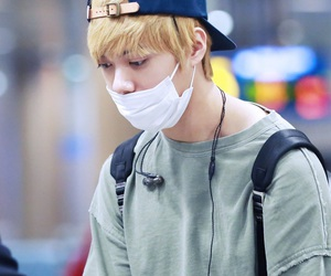 airport, kpop, and hansol image