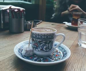 coffee, happy, and mug image