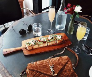 YSL, brunch, and fashion image
