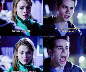 lydia, teen wolf, and stydia image