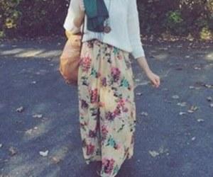 fashion, hijab, and look image