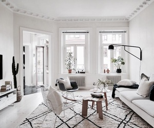 interior, architecture, and home image