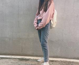 asian, fashion, and tumblr image