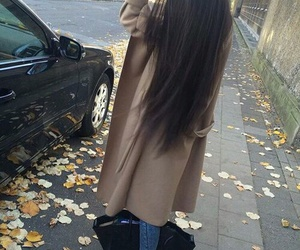 autumn and hair image