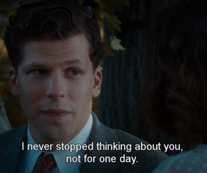 quote, cafe society, and love image