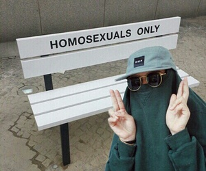bisexual, gay, and homosexual image