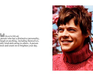 beautiful and harrystyles image