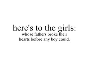 father, sad, and quotes image