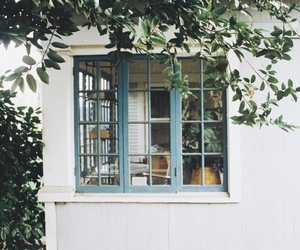 window, vintage, and home image