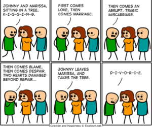 comic and cyanide and happiness image