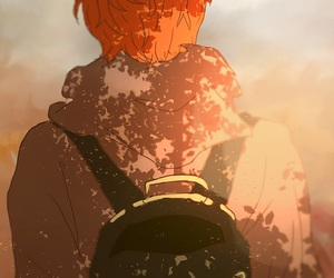 mystic messenger, seven, and 707 image