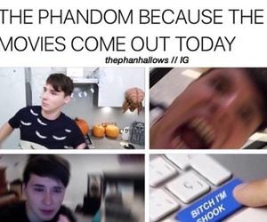 dan, meme, and youtube image